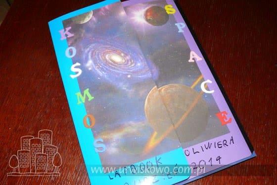 Lapbook o kosmosie