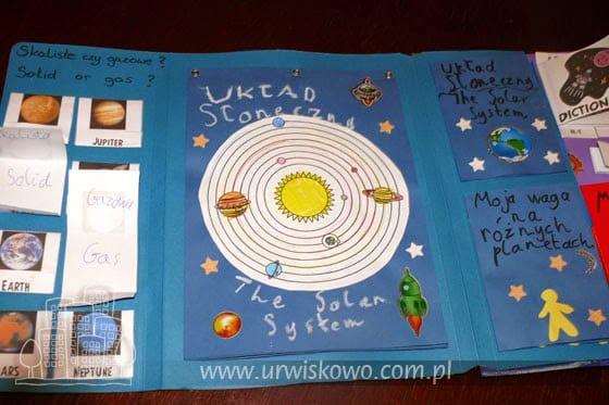 Lapbook dla dziecka