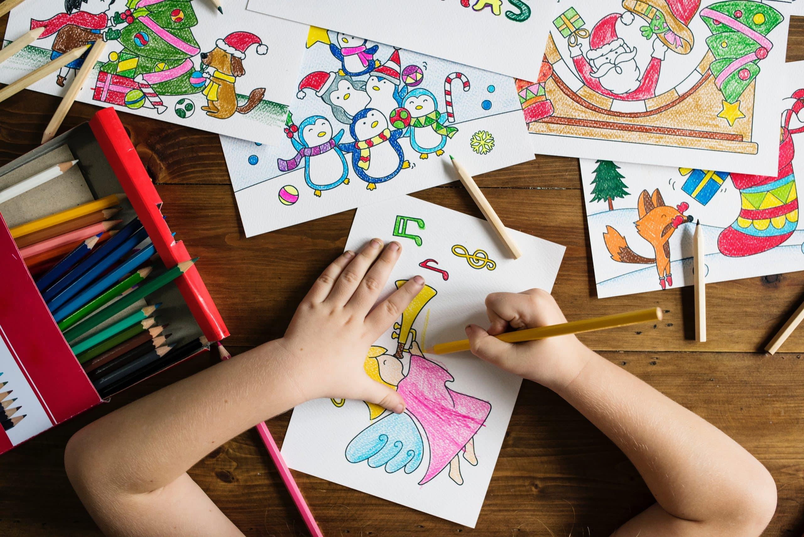 Zabawy i atrakcje dla dzieci