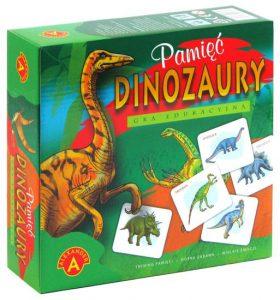 Pamięć- Dinozaury