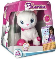 Imc Toys Interaktywny kotek Bianca