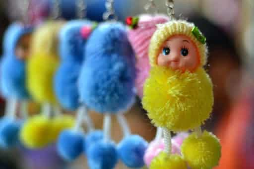 zabawki ręcznie robione