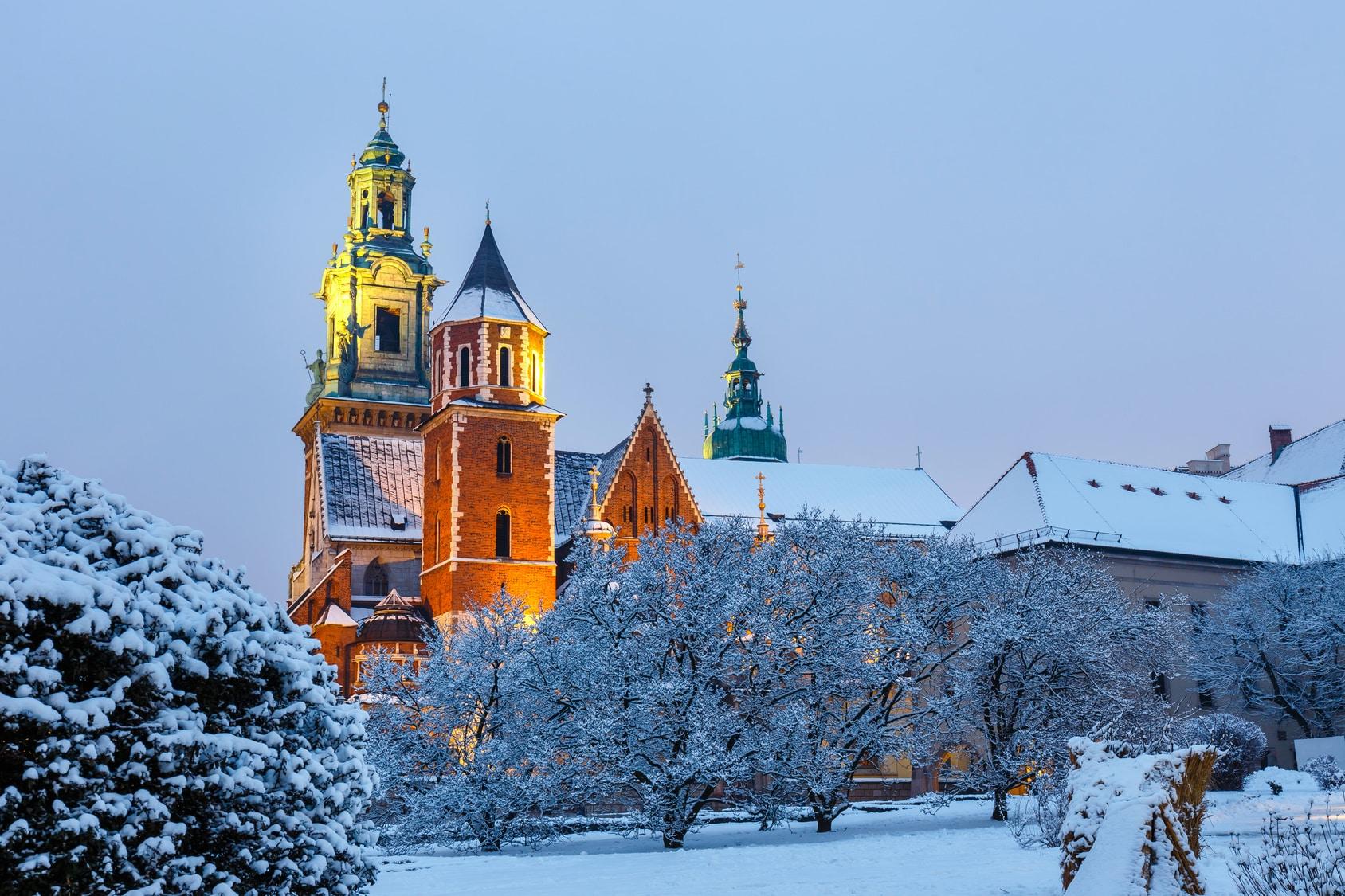5 pomysłów na spędzenie ferii zimowych w Krakowie