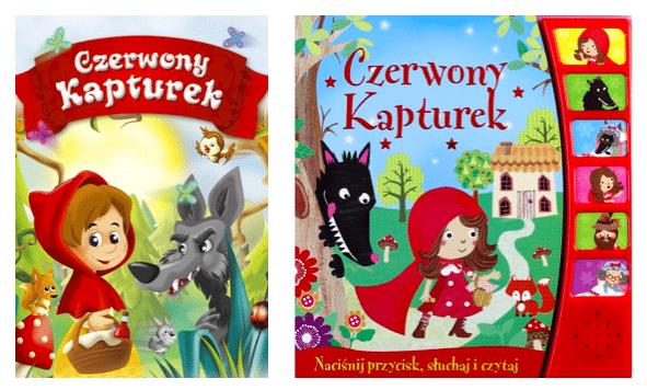 Czerwony Kapturek – bajka dla dzieci
