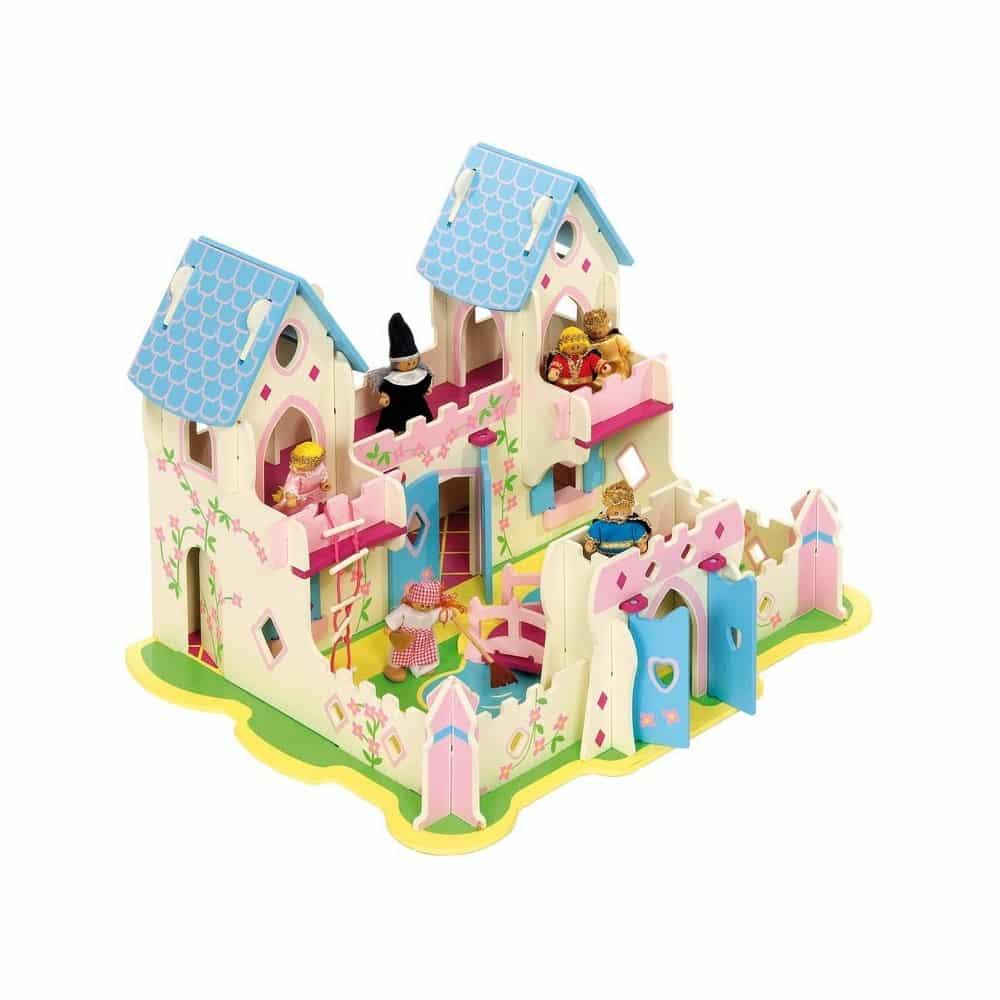 Domki dla lalek – zabawka znana od wieków