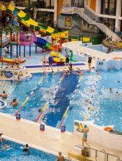 Różne korzyści z nauki pływania