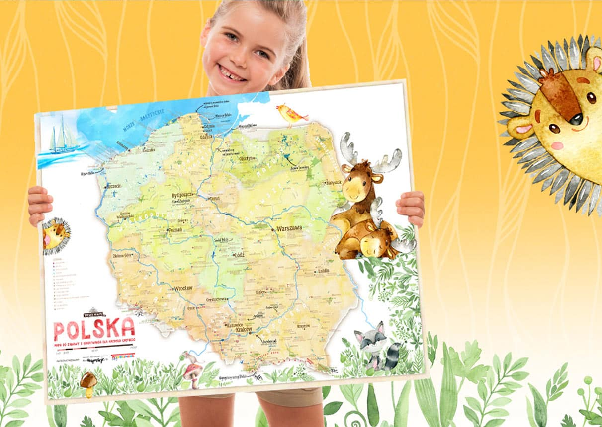 Najlepsze atrakcje dla dzieci w Polsce