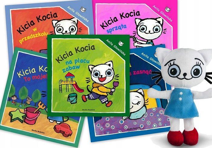 Kicia Kocia – najlepsza książka dla dzieci?